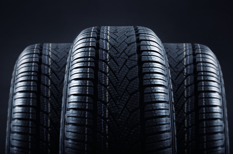 Three New Tires